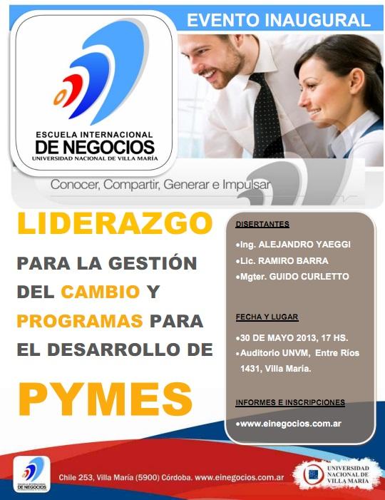 afiche Villa María